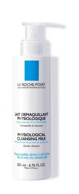 Ла Рош Позе Физиолоджикъл мляко/La Roche-Posay Physiological cleansing milk 200ml
