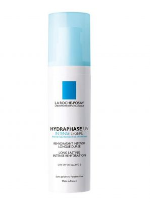 Ла Рош Позе Хидрафас интенс лежер/La Roche-Posay Hydraphase UV legere creme 50ml