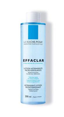 Ла Рош Позе Ефаклар мицеларен лосион/La Roche-Posay Effaclar lotion astringente 200ml