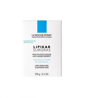 Ла Рош Позе Липикар сапун/La Roche-Posay Lipikar surgras cleansing bar 150g.