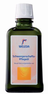 Веледа Масло за бременни/Weleda Schwangerschafts Pflegeöl 100ml