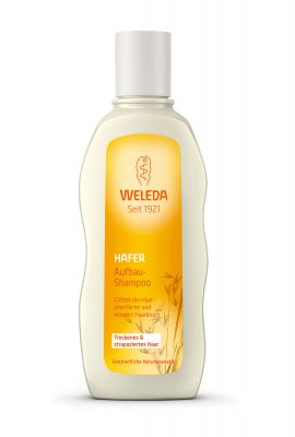 Веледа Възстановяващ шампоан за суха и изтощена коса/Weleda Hafer Aufbau-Shampoo 190ml
