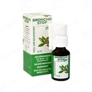 Бронхостоп спрей/Bronchostop spray 15ml