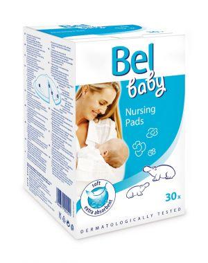 Хартман Бел Бейби подплънки за кърмачки/Hartman Bel Baby nursing pads 30br.