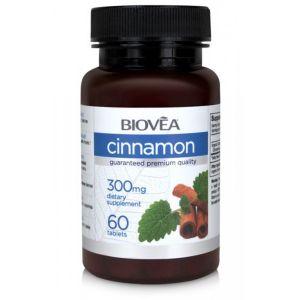 Биовеа Канела/Biovea Cinnamon 300mg * 60caps.