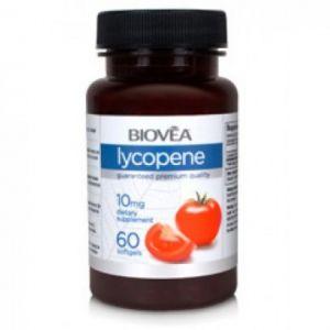 Биовеа Ликопен/Biovea LYCOPENE 10mg * 60caps.