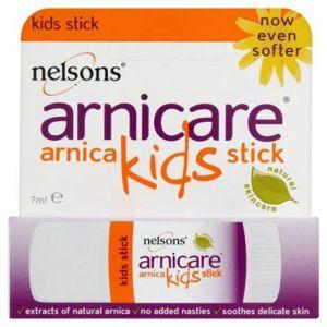 Нелсонс Арникеър стик за деца/Nelsons Arnicare stick 7ml
