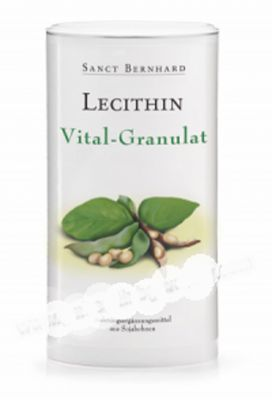 Sanct Bernhard Лецитин Витал гранулат 500гр.