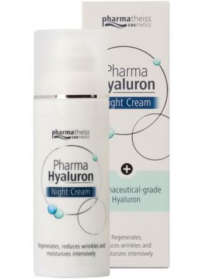 Pharma Hyaluron нощен крем 50мл