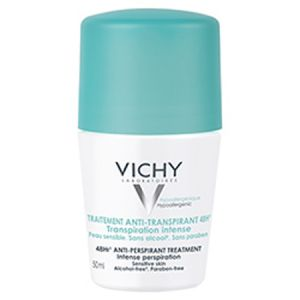 Виши рол-он дезодорант 48ч/Vichy 48h anti-transpirant 50ml