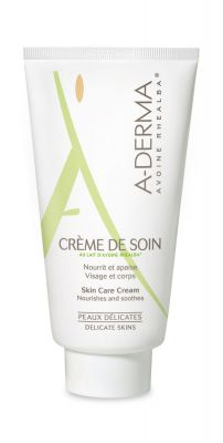 А-дерма Защитен хидратиращ крем/A-derma Creme de soin 150ml