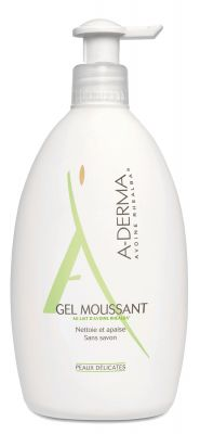 А-дерма пенещ се гел/A-derma gel moussant 250ml 500ml