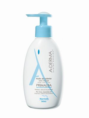 А-дерма Прималба почистващо олио/A-derma Primalba nourrisson huile de toilette 250ml