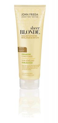 Джон фриеда шиър блонде балсам/John Frieda Sheer blonde conditioner 250ml