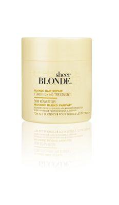 Шиър блонде възстановяваща маска/Sheer blonde mask 150ml