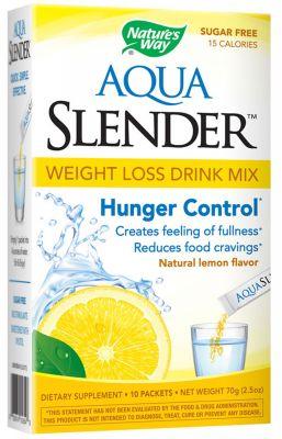 Аква слендър напитка/Aqua Slender hunger control 10 sachets