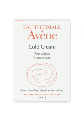 Авен Колд Крем сапун/Avene Cold Cream soap 100gr.