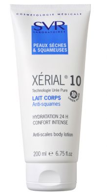 СВР Ксериал 10 лосион/SVR Xerial 10 lotion 200ml 400ml