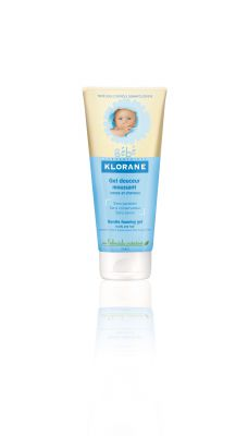 Клоран Бебе гел-душ/Klorane Baby gel douche 200ml 500ml