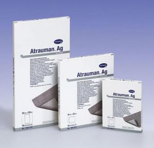 Хартман Атрауман Аg тюлена превръзка/Hartmann Atrauman Ag 3pcs.