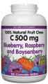 Витамин Ц с горски плодове/Natural Factors Vitamin C 500mg * 90tabs.